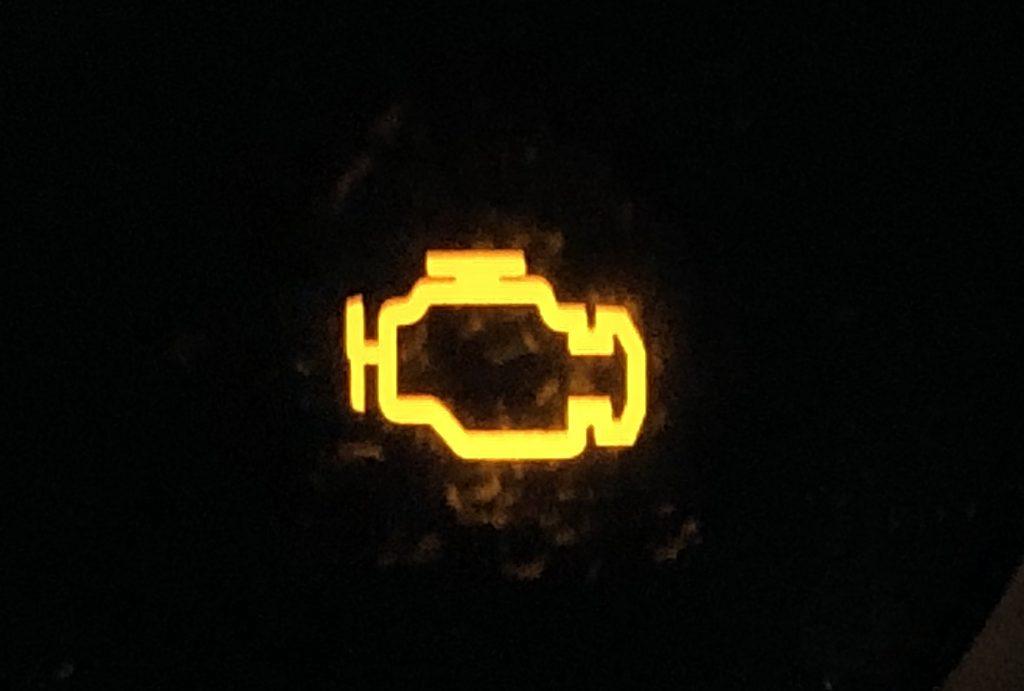 Auton Merkkivalo Symbolit